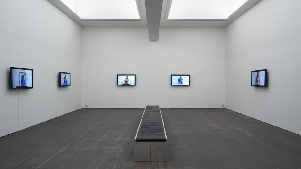werk van Marie Julia Bollansée in SMAK