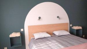 Slaapkamer in Gastenkamer Borsbeek