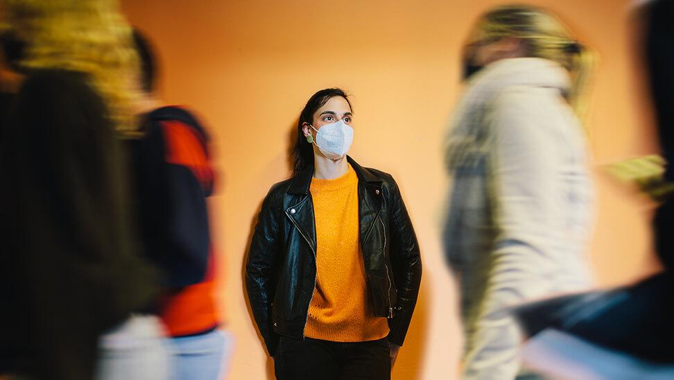 Portret van hoogbegaafdheidscoördinator Kim De Quick