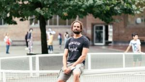 Ludovic Beuselinck stress door thuissituaties