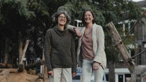 Helena Sienaert en Valerie Lehouck over risicovol spelen