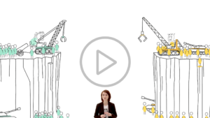 Beeld uit de video over polarisering