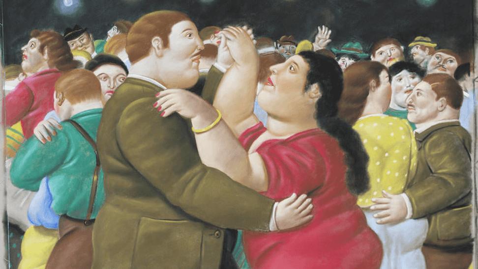 werk van Fernando Botero